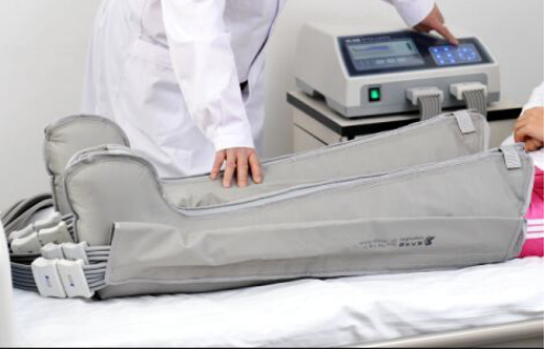 龙马负图专注空气压力治疗仪 牵手世博威誓做隐形冠军图片