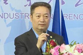中国医疗保健交流促进会副会长赵文祥开幕式致辞
