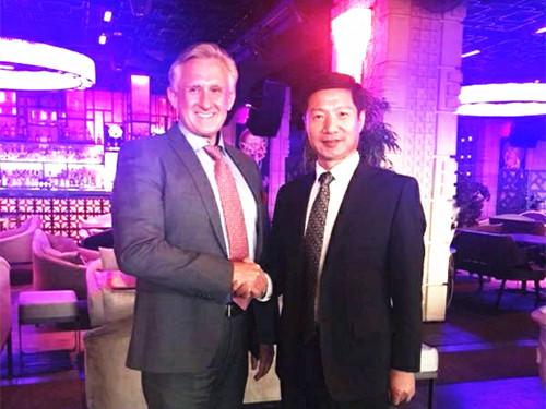 大会副秘书长范广京赴贵州茅台镇考察