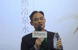 潍坊樱泉水业有限公司-朱考勤频世博威第11届高端水博会