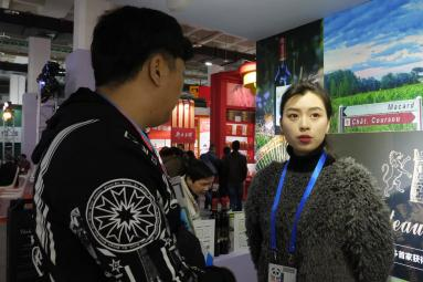 四川古颂莊商贸公司亮相2018世博威健博会国际食品饮料展