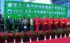 2012 世界健康产业大会开幕仪式