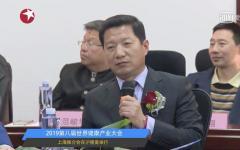 2019第八届世界健康产业大会上海推介会