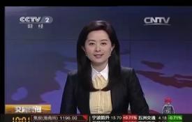 【CCTV2】《交易时间》——整点看财经播报2014健博会